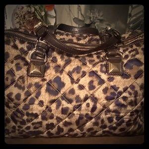 Michael Kors Authentic Boston Bag